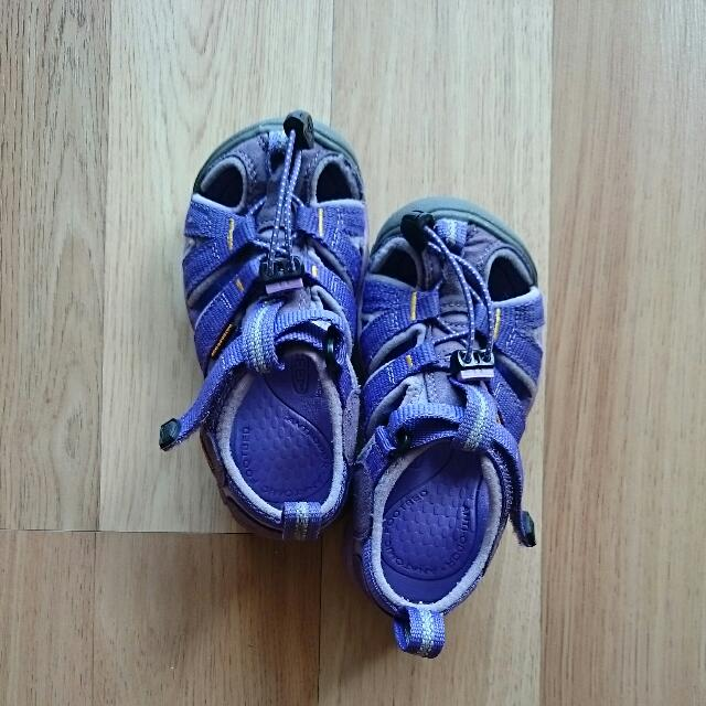 KEEN Scandals Purple