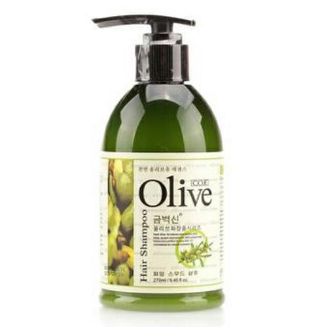 Olive Nutrient Shampoo