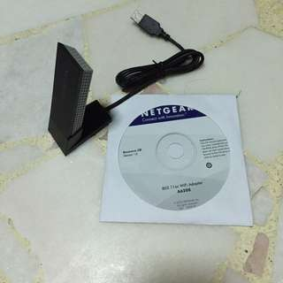 Netgear A6200 802.11ac Wifi Adaptor
