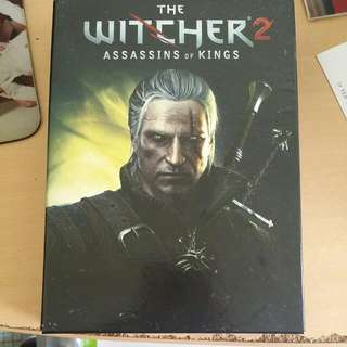 The Witcher 2 Collector's Edition