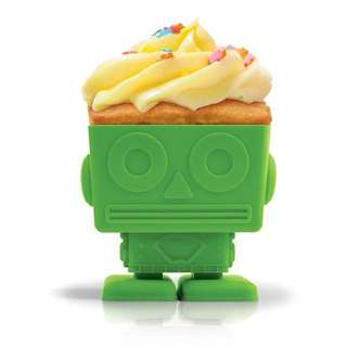 Fred & Friends YUMBOTS Cupcake Moulds