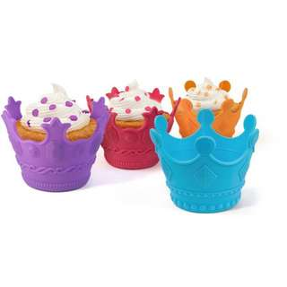 Fred & Friends ARISTOCAKES Cupcake Moulds
