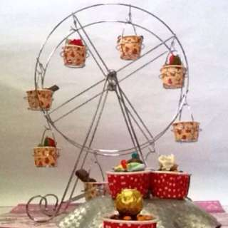 Sale Ferries Wheel Cupcake Or Cuppies Holder Not Cake 2 Or 3Tier