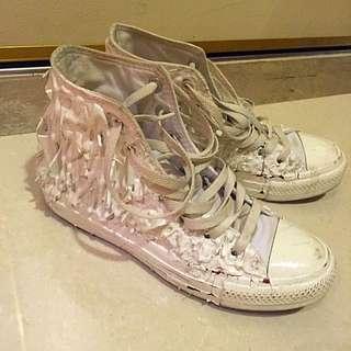 PROSPEKT all Star 高筒融化菱形鞋