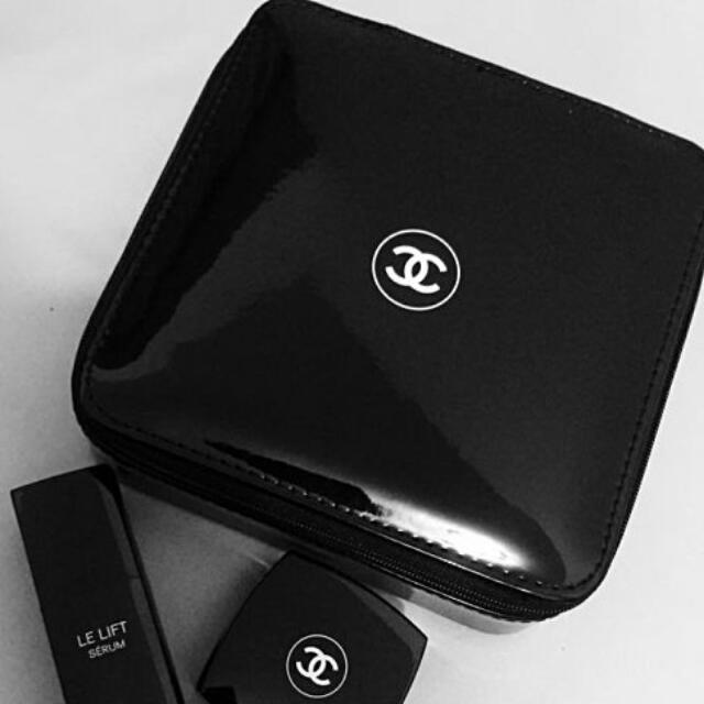 CHANEL 香奈兒最新贈品 首飾盒 化妝品盒 珠寶盒