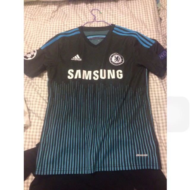 3086ff462a0 Chelsea 3rd kit jersey 2014/2015, Sports on Carousell