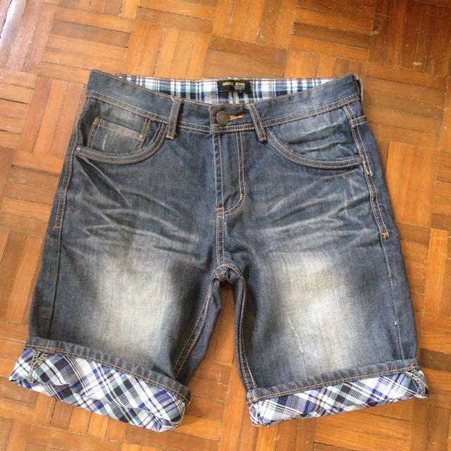 Garage Jeans Shorts 👖