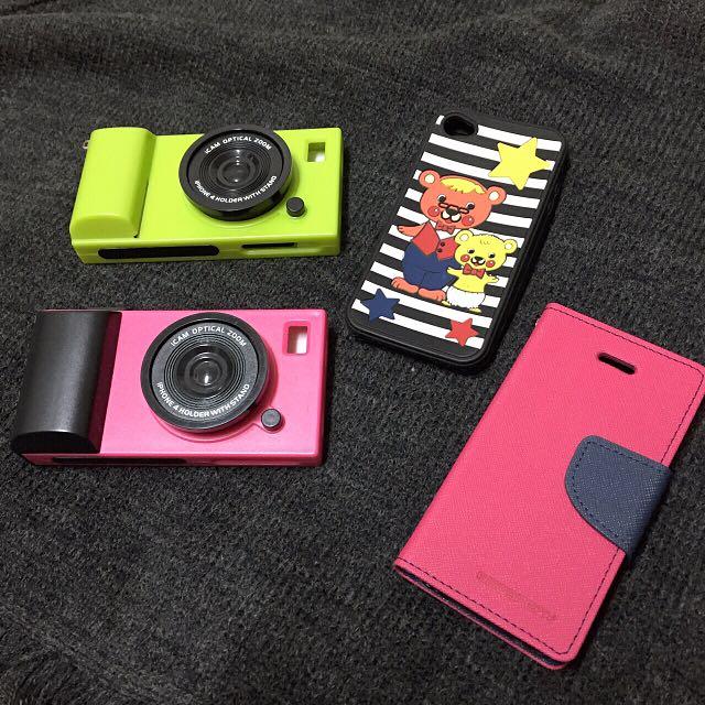 iPhone4日系少女手機殼/Swimmer/4s