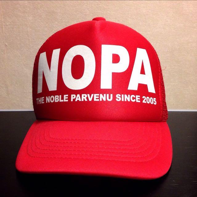 NOBLE PARVENU 網帽