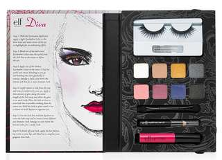 ELF Diva Beauty Book