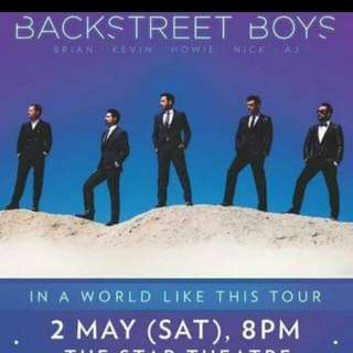 BSB Tickets Category 1 Section B