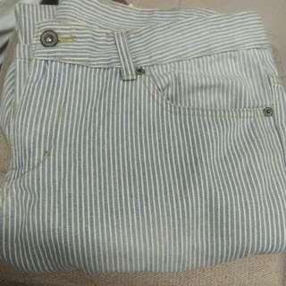Pazzo直條紋褲