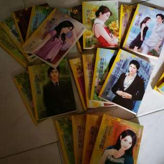 Love Novels(言情小说)