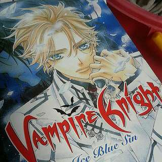 Vampire Knight Novel