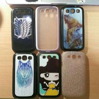 (Sale!) S3 Phone Cases & Protector