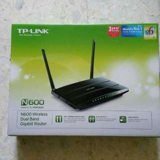 TP Link N600 Wireless Dual Band Gigabit Router