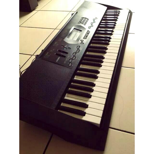 ::標準型電子琴 CTK-2100附琴架