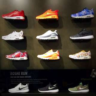 SELECTED NIKE SNEAKERS (GS SIZES)
