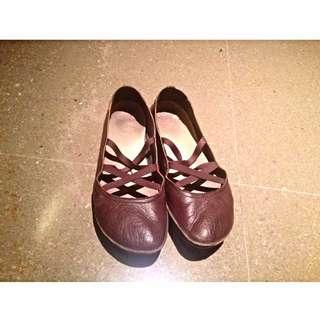Camper芭蕾舞鞋款