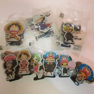 保留/One Piece 航海王 立式memo夾