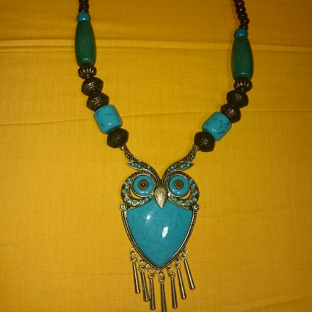 BN BEADED NECKLACE 005