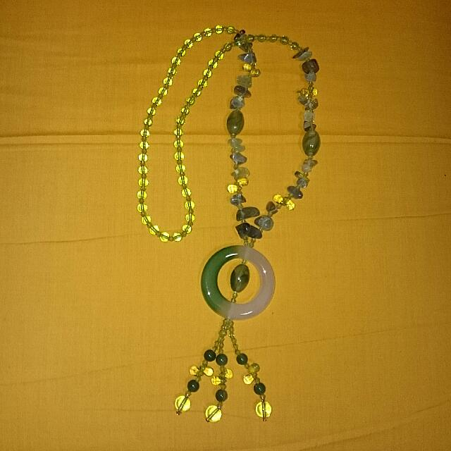 BN BEADED NECKLACE 006