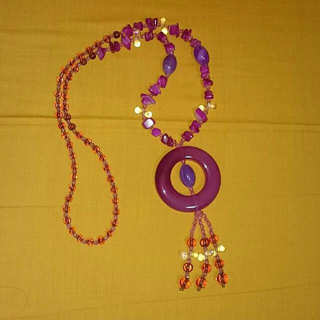 Price Reduced! BN BEADED NECKLACE 007