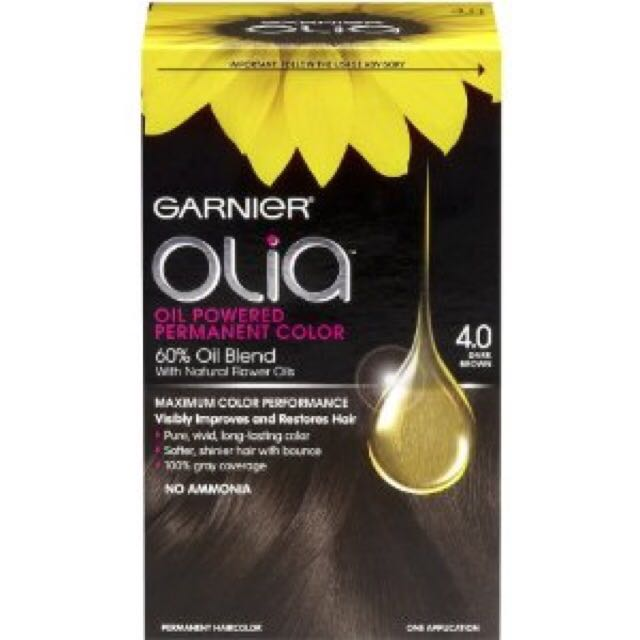 Garnier Olia Hair Dye 4.0