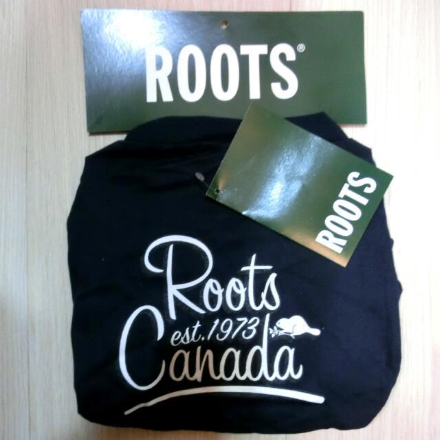 ::全新Roots寵物狗狗衣 藍色
