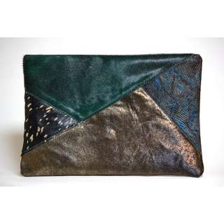 Beautiful Leather Evening Bag