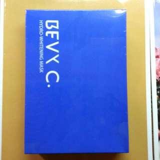 (全新)BEVY C. 植萃美白水導膜 3片/盒