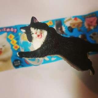 扭蛋 賓士貓