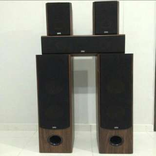 Orix Home Theater Speakers