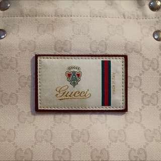 Gucci大手提袋