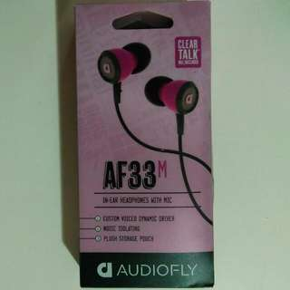 Audiofly Af33M