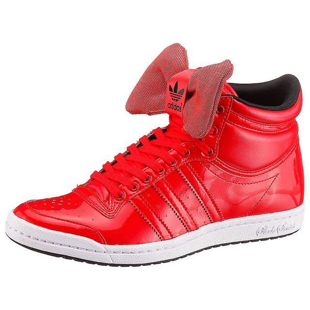 Adidas Originals Top Ten High Sleek Bow