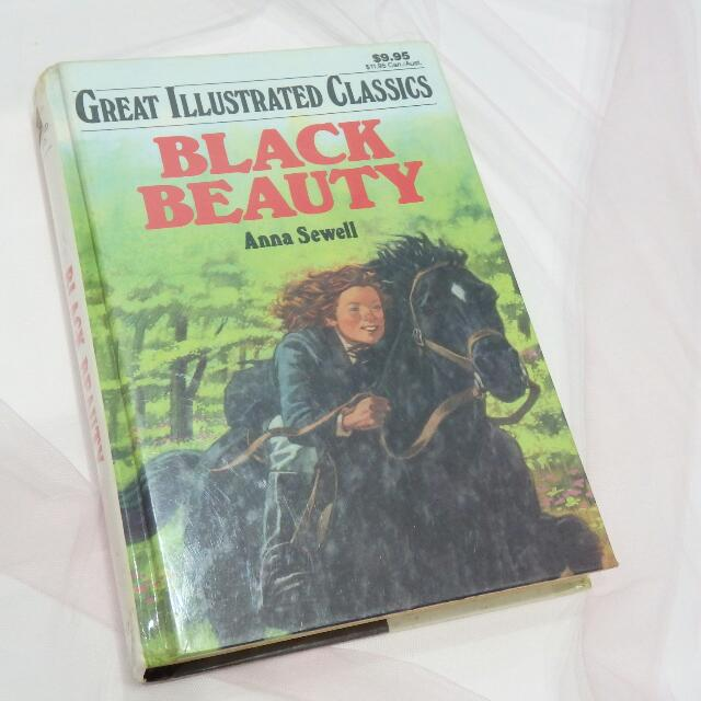 Black Beautu Story Book