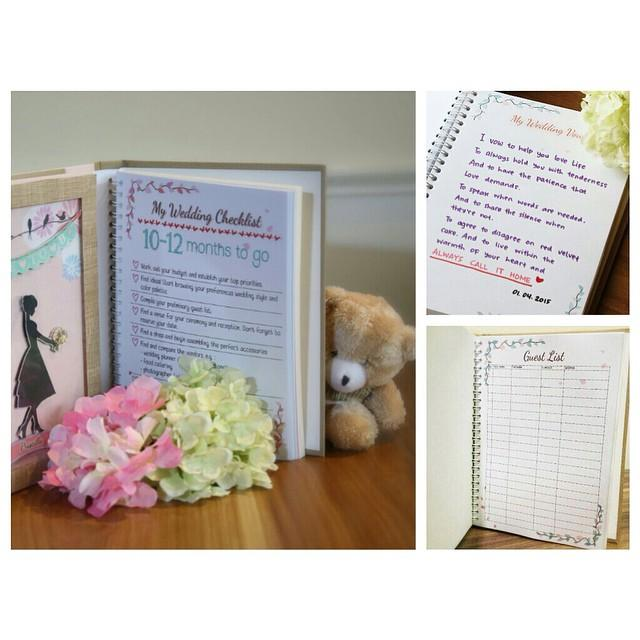 Bride to be Planner