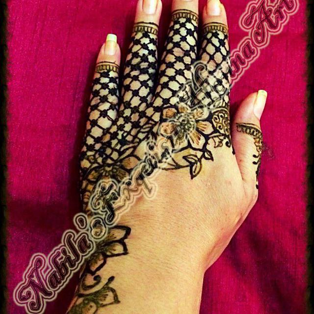Henna For Brides, Engagement And All Occasions