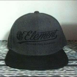 Element Snapback (Charcoal)