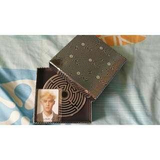 Exo-M Overdose Album Official(Read Below)