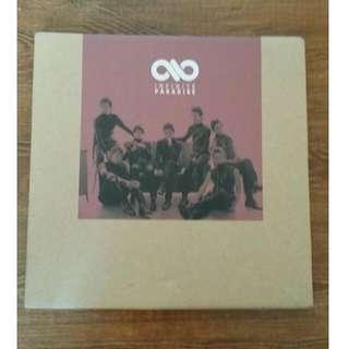 Official Infinite Paradise Album W/O PC