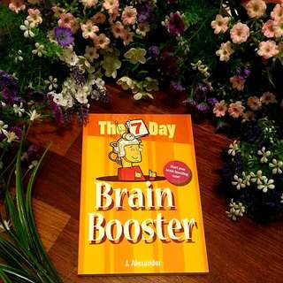 The 7 Day Brain Booster