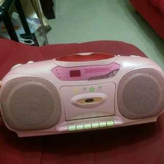 Kitty 收音機