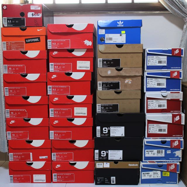 Authentic Sneaker Shoe Boxes 6a738edbeff1