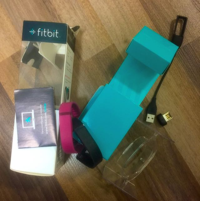 Fitbit Sporting Gear $70 Only