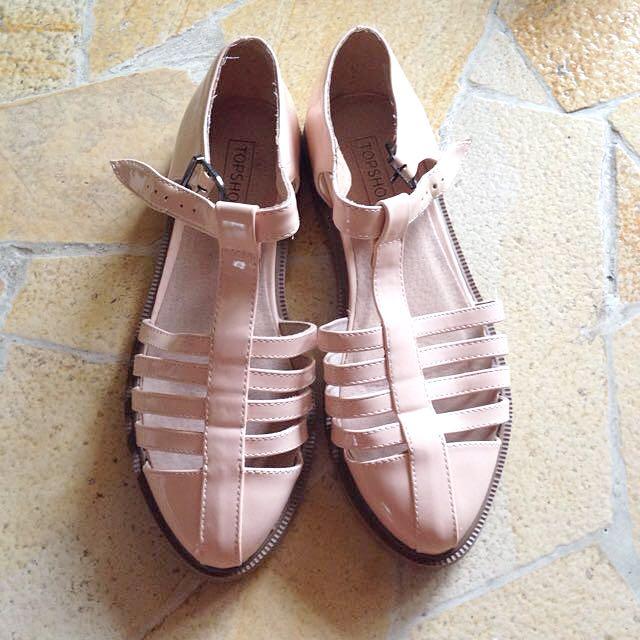 Top shop Gladiator Sandals (giggle)