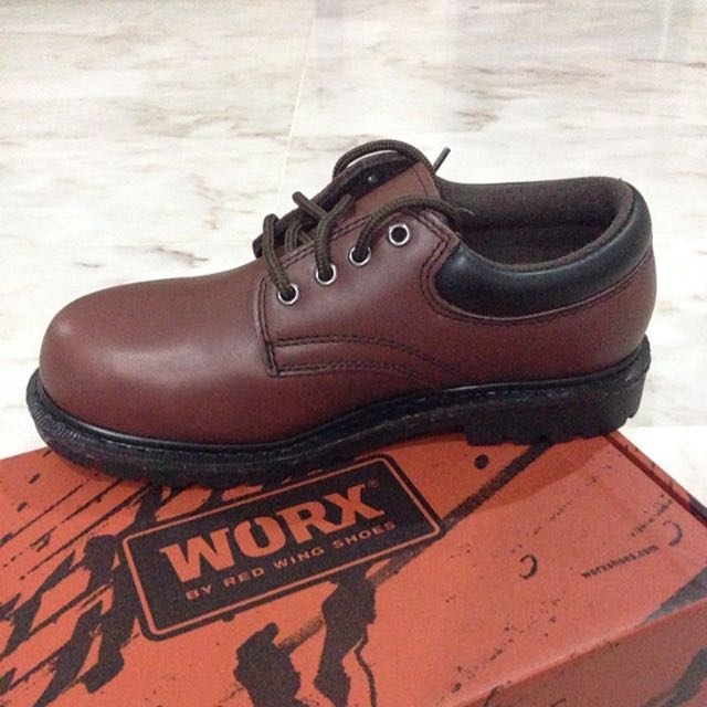 Worx by Red Wing Shoes, Men's Fashion