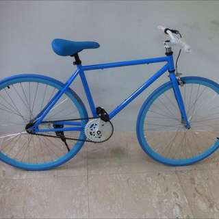 Brand New Fixie Bike (ready Stock)