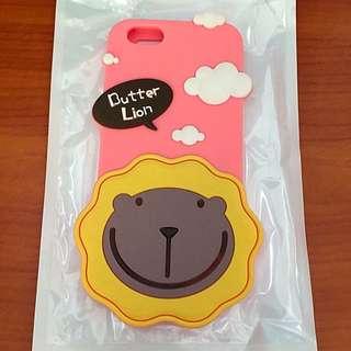 ❄️可愛奶油獅手機殼 iPhone6